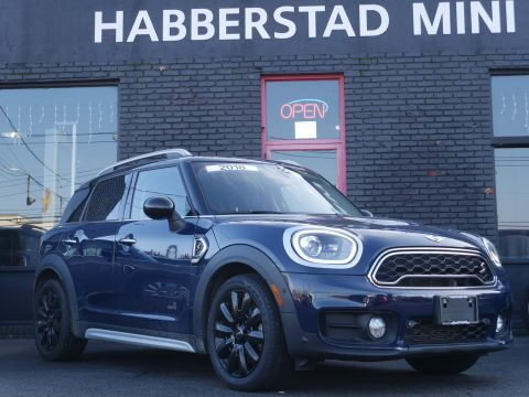 Pre-Owned 2018 MINI Countryman Cooper S ALL4