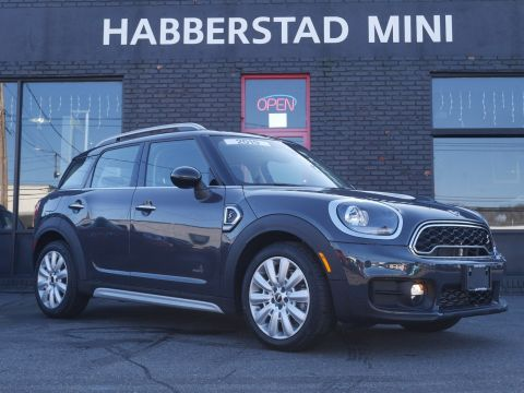 Pre-Owned 2019 MINI Countryman Cooper S ALL4